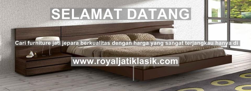 Banner Royal Jati Klasik