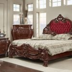 Kamar Tidur Set Eropa Victorian Klasik