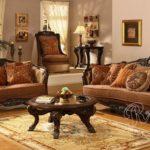 Kursi Sofa Tamu Antik Ukir Mewah Mebel Jepara
