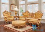 Kursi Sofa Tamu Klasik French Lavela Modern