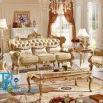 Kursi Sofa Tamu Klasik Italian Royal Glamour