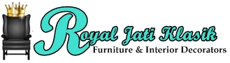 Logo Royal Jati Klasik, Royal Jati Klasik, Furnture Klasik, Best Indonesian Furniture