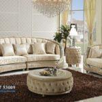 Kursi Sofa Tamu Klasik Royal Eropa Beren Modern