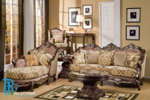 Kursi Sofa Tamu Klasik Victorian Jati Luxury