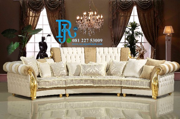 Kursi Sofa Tamu Ukir Mewah Great Luxury