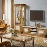 Set Bufet TV Angelica Klasik Royal