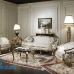 Set Sofa Tamu Italian Classic Royal Mewah