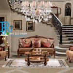 Set Sofa Tamu Jati Royal Monako Classic