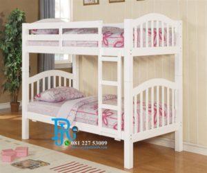 Tempat Tidur Tingkat Anak Cantik Royal Duco