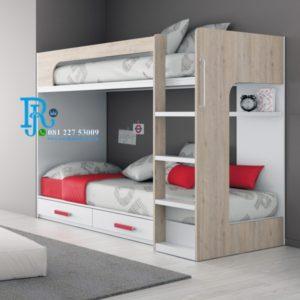 Tempat Tidur Tingkat Anak Simple Royal Duco