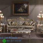 Jual Kursi Tamu Klasik Ruang Keluarga Hendese