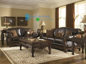 Set Sofa Tamu Klasik Jumbo Royal French Modern