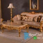 Set Sofa Tamu Koltuk Royal Takimi Classic