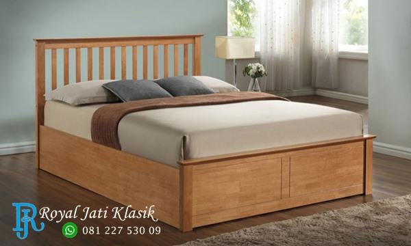 Tempat Tidur Minimalis Modern Ottoman