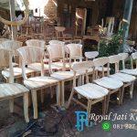Kursi Cafe Model Kipas Ready Mentahan